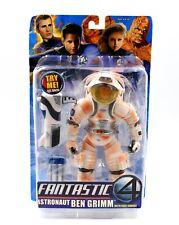 Fantastic Four 4 The Movie - Astronaut Ben Grimm (Burnt Suit) Action Figure