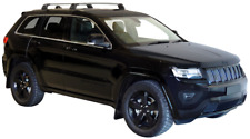 Whispbar BLACK FLUSH Bars - Jeep Grand Cherokee WK2 SRT-8  2012-2019
