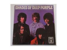 Deep Purple - Shades Of Deep Purple - LP - Odeon Germany