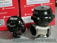 NEW Precision Turbo PTE 50mm Blow off Valve & PTE 46mm Wastegate combo