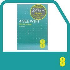 EE Pay as You Go 24GB Data Trio Sim Card