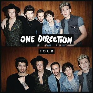 One Direction - Four CD SYCO MUSIC