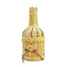 Vintage Wicker Demijohn Decorative Bottle