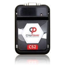 El Chiptuning Opel Zafira B 2.0 OPC turbo gasolina chip box Powerbox cs2