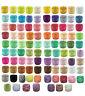20 x 40m RUBI Perle #8 Crochet Cotton Embroidery Thread - e-mail me Colour Codes