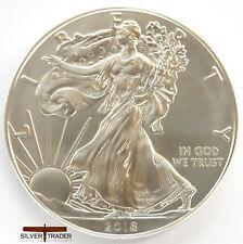 2018 1oz American Silver Eagle 1 ounce Silver Bullion Coin unc: