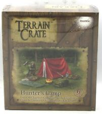 Terrain Crate MGTC129 Hunter's Camp (6 Pieces) Fantasy Wilderness Scenery Mantic
