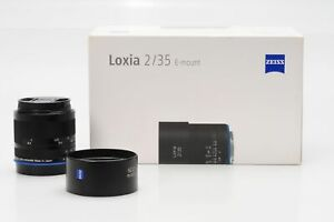 Zeiss Loxia 35mm F2 Biogon T* Lens 35/2 Sony E #950