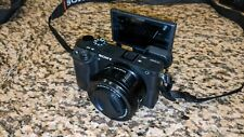 Sony Alpha A6400 Mirrorless Camera with 16-50 Lens and Accessories