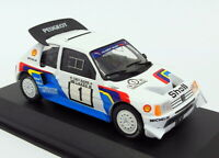 Altaya 1/43 Scale AT021 - Peugeot 205 T16 EVO - 1000 Lakes Rally 1986