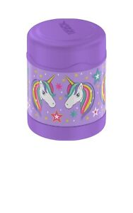 Kids Thermos Stainless Steel Insulated Food Container, Snack~School Lunch New
