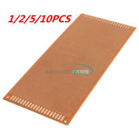 New 10*15CM FR4 1.5MM Thickness Double PCB Copper Clad Laminate Board UK