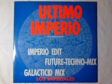 "LOS IMPERIALES Ultimo imperio 12"" ATAHUALPA ITALO ZONE RARISSIMO"