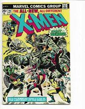 Uncanny X-Men #96, VG/FN 5.0, 1st Appearance Moira McTaggert; Wolverine