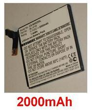 Batterie 2000mAh type BL-4YW Pour Nokia Lumia 925