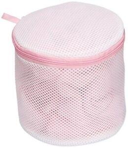 Bra Saver. Lingerie Bra Wash Bag. Cylindrical / Laundry Bag, bra washing bag