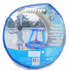 COOP Hydro Spring Hoops Pool Basketball Set Inflatable Hoop n Ball Fun SwimWays