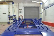 18' Feet Long Auto Body Shop Frame Machine With Free 2D Measuring & Clamp Set