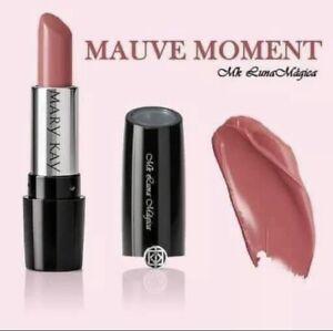 Mary Kay Gel Semi-Matte Lipstick Mauve Moment -089642- FREE SHIPPING-