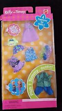 Barbie Kelly & Friends Clothing & Shoes Never Removed from Package Kelly Club