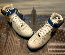 sports shoes 52534 65591 Nike Air Force 1 High Retro CT16 QS Rasheed Wallace White Size 10 AQ4229  100 New