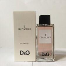 # 3 L'imperatrice Perfume by Dolce & Gabbana - 3.3 / 3.4 oz / 100 ml EDT SPR NIB