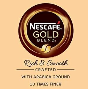 Nescafe Gold Blend white coffee in cup 73mm incup vending machines Darenth Klix