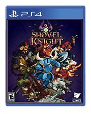 PLAYSTATION 4 PS4 GAME SHOVEL KNIGHT BRAND NEW AND SEALED
