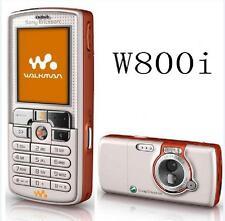 W800 Sony Ericsson W800i 3G TFT Screen LCD Bluetooth Unlocked Mobile Phone