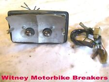 HONDA REAR BRAKE LIGHT STOP LAMP BACK TAILLIGHT CB650 CUSTOM 79-81 SOHC CB 650 C