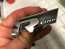 Original RLine Logo Volkswagen