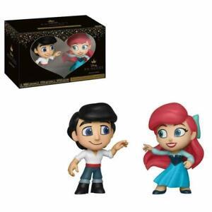 "Disney Princess Romance Series Ariel and Eric 2.5"" Inch Vinyl Figures Funko New"