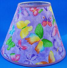 Purple Butterflies Handmade Lampshade Butterfly Lamp Shade