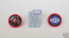 12 Thor the Dark World Cup Cake Rings Topper Kid Party Goody Bag Favor Supply