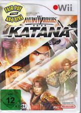 """ Samurai Warriors Katana "" (Wii)"