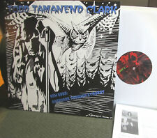 CLARK TODD TAMANEND New Gods Aardvark Through Zymurgy LP '77 RE LTD ws burroughs