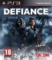 Defiance PlayStation 3 no manual, disc only