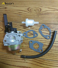 Carburetor for Harbor Freight Chicago Electric Predator 65414 3050 3500 Watts