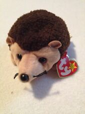 "1998 Ty Original Beanie Baby ""Prickles"" the Hedgehog (retired)"