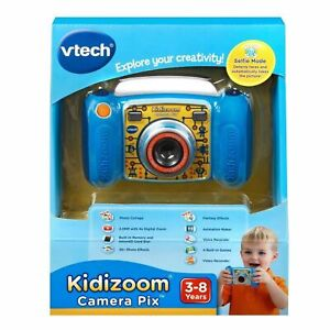 VTech Kidizoom Camera Pix Blue F1 - Children's Camera with a selfie mode!