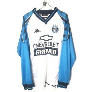 Vintage Kappa Gremio training soccer jersey 2000 size L