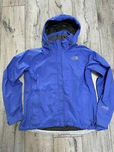 Women's The North Face  Goretex Paclite Mountain Jacket Blue Size L