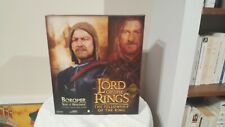 """Sideshow collectibles Lord of the rings Boromir EXCLUSIVE 1:6  12"""" Action figure"""