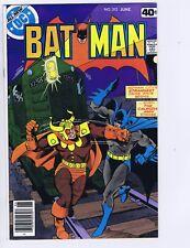 Batman #312 DC Pub 1979