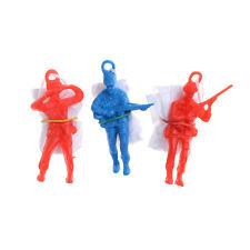 3 paracaidistas hombres paracaidista piñata juguete botín / partido relleno VP