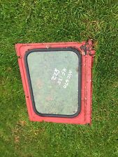 Massey Ferguson 135 Tractor Sekura Cab Side window NVC 670