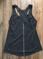 Lululemon Women Black Rare Run A Marathon Singlet in Flash Size ??? Read