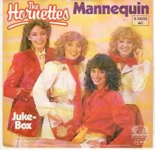 """<5125-36> 7"""" Single: The Hornettes - Mannequin - Vinyl: near mint"""
