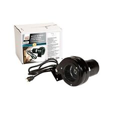 """Drolet AC05520 WOOD STOVE BLOWER FAN 2-1/4"""" round opening circulation 100CFM SBI"""