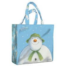 The Snowman & The Snowdog Snowman PVC Mini Gusset Bag NEW